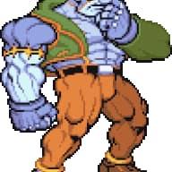 IronFist Alchemist