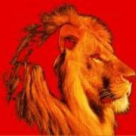 Descent of the Lion